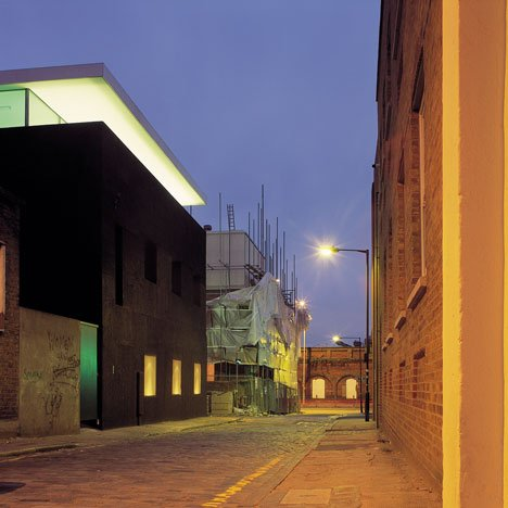 Advent calendar A to Z of architects David Adjaye's Dirty House