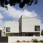 House E/J in Tel Aviv by Paritzki & Liani Architects