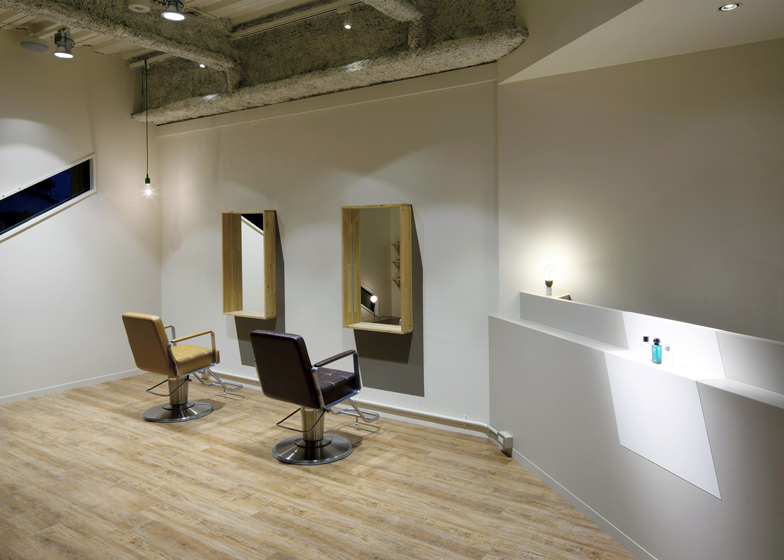 greeM hair salon by Yozo Suzuki