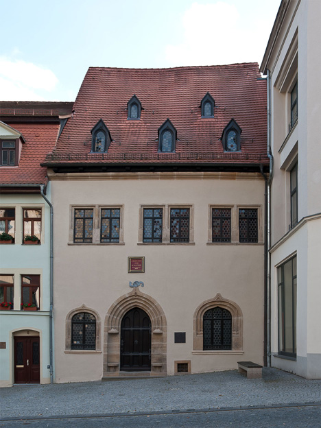 Museum Luthers Sterbehaus
