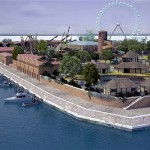 Venice theme park proposed for abandoned landfill island