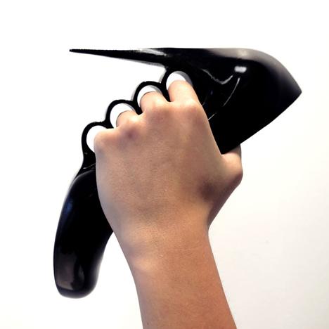 The Boss 12 shoes for 12 lovers by Sebastian Errazuriz