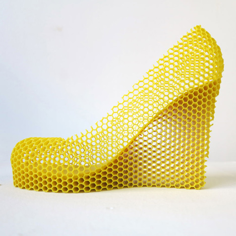 Honey 12 shoes for 12 lovers by Sebastian Errazuriz
