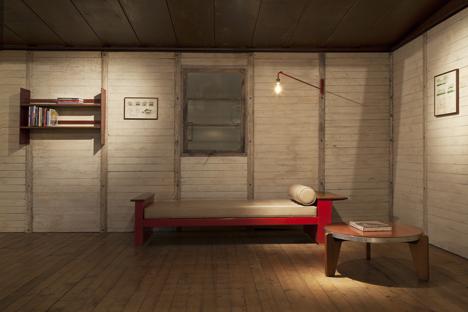 8x8 Demountable House 1945 by Jean Prouve Galerie Patrick Seguin