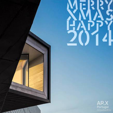 ARX Portugal Arquitectos christmas card