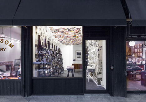 Aesop Chelsea New York with The Paris Review