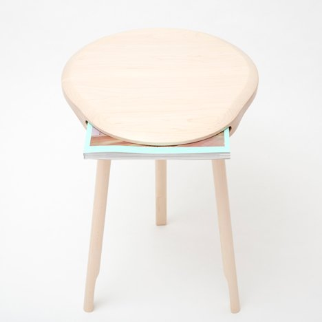 Andy Stool by Loic Bard