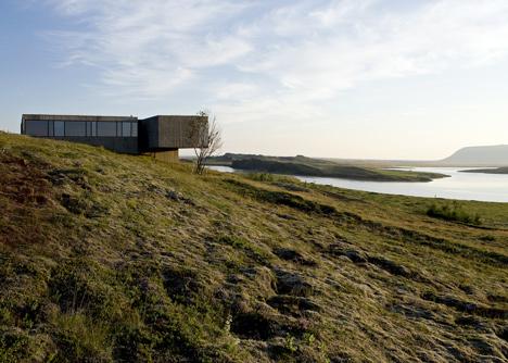 Arborg House by PK Arkitektur
