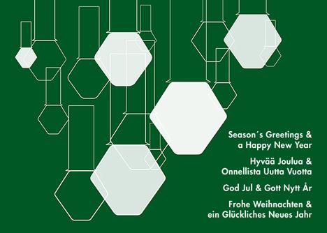 Artek christmas card