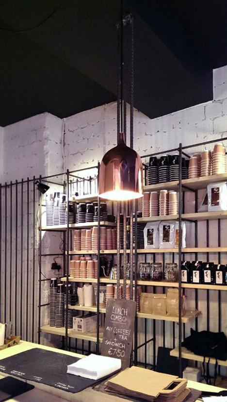 Bear Market Coffee by VAV architects
