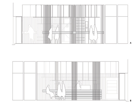 Bear Market Coffee by VAV architects_dezeen_25