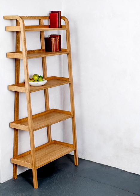 Bridger and Buss shelves at Interiors UK 2014