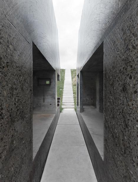 Bunker 599 by RAAAF_dezeen_6
