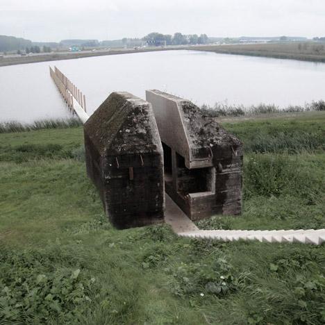 Bunker 599 by RAAAF