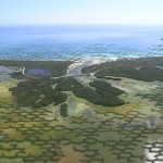 Modular CALTROPe structure reduces impact of rising sea levels by cultivating mangrove forests