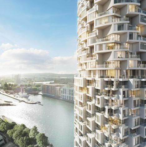 Herzog & de Meuron's skyscraper for east London