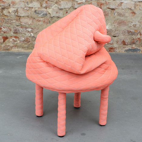 Change to the furniture industry will have to come from designers