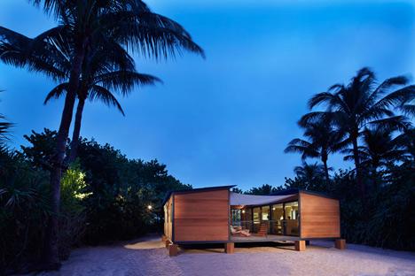 Charlotte Perriand La Maison au bord de leau Louis Vuitton at Design Miami 2013_dezeen_22