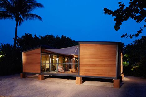 Charlotte Perriand La Maison au bord de leau Louis Vuitton at Design Miami 2013_dezeen_23
