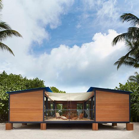 Charlotte Perriand La Maison au Bord de L'Eau Louis Vuitton at Design Miami 2013