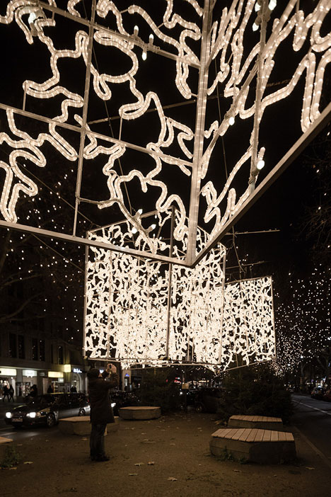 Christmas Lights Berlin by Brut Deluxe