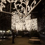 Berlin Christmas lights by Brut Deluxe