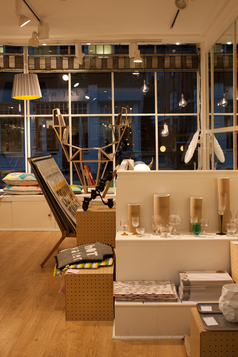 Designjunction and Clippings curate Christmas pop-up shop in London