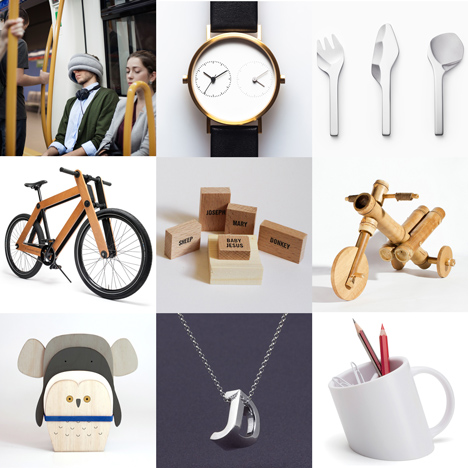 Dezeen's Christmas list Pinterest board | Design