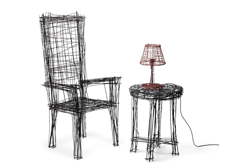 Furniture Drawings furniture that looks like line drawingsjinil park