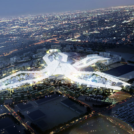 HOK masterplan leads Dubai<br /> to Expo 2020 victory