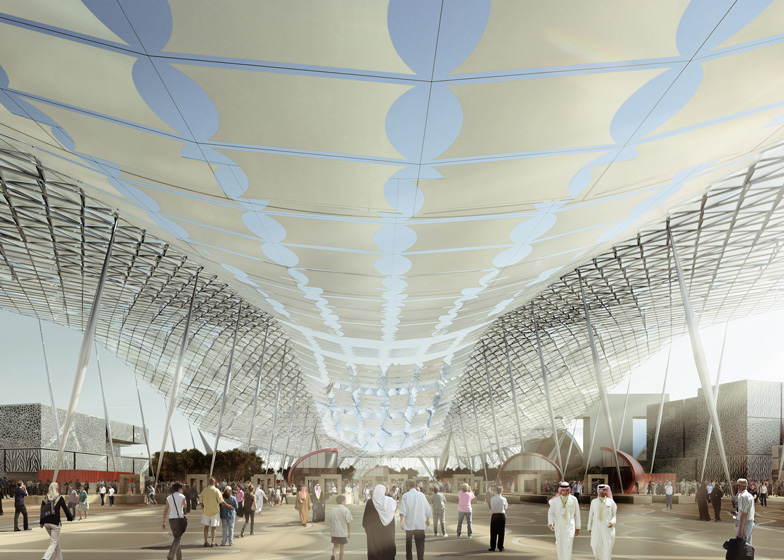 HOK masterplan leads Dubai to Expo 2020 victory