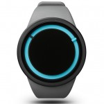 Ziiiro launches Eclipse watch with floating markers and luminous dial