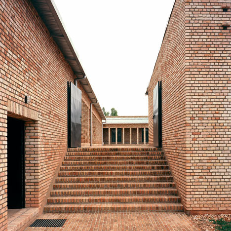 Education Center Nyanza Ruanda by Dominikus Stark Architekten_dezeen_1sq