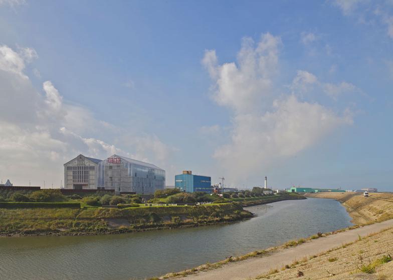 FRAC Dunkirk by Lacaton & Vassal