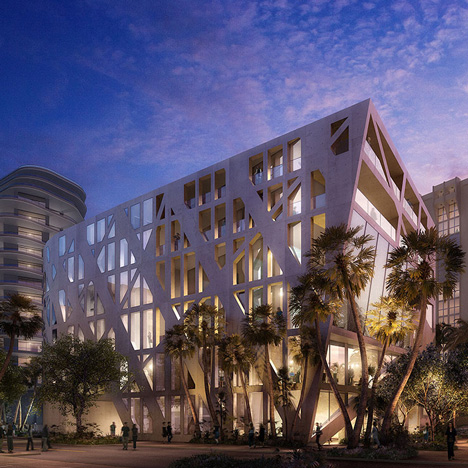 Faena Arts Centre Miami Beach by Rem Koolhaas/OMA
