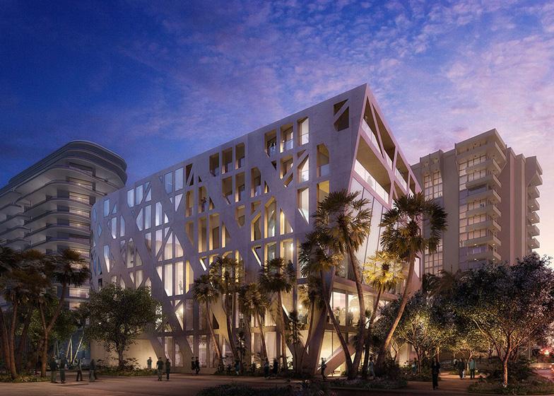 Faena Arts Center by Rem Koolhaas/OMA at Faena Miami Beach