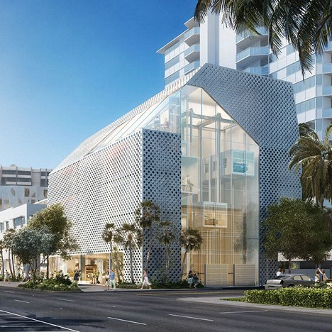 Faena Park by Rem Koolhaas/OMA at Faena Miami Beach