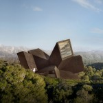 Didier Faustino's Big Bang-inspired structure to be next in series of dream houses