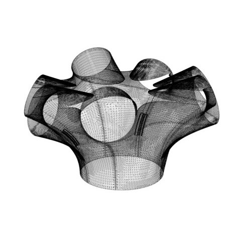 First architectural application of 3D printing Adrian Priestman 6 Bevis Marks dezeen