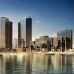 Foster and Heatherwick team up on Shanghai finance centre