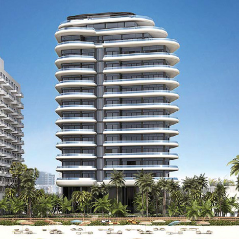 Faena House by Foster + Partners at Faena Miami Beach