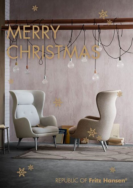 Fritz Hansen christmas card