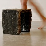 Furniture made from soil then baked like bread by Erez Nevi Pana