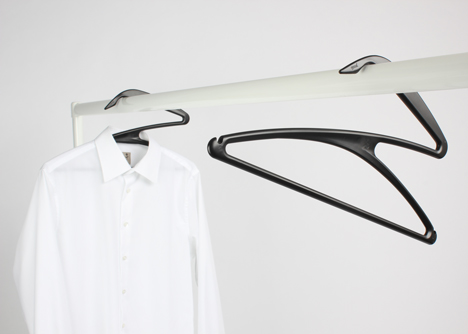 Gazelle Clothes Hanger by Gazel_4