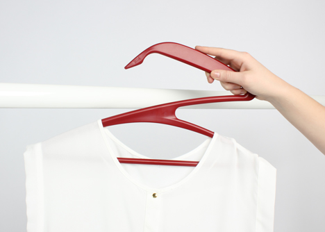 Gazelle Clothes Hanger by Gazel_5