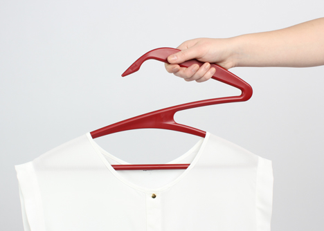 Gazelle Clothes Hanger by Gazel_6
