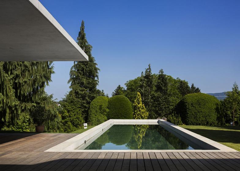 Haus von Arx by Haberstroh Schneider Architekten