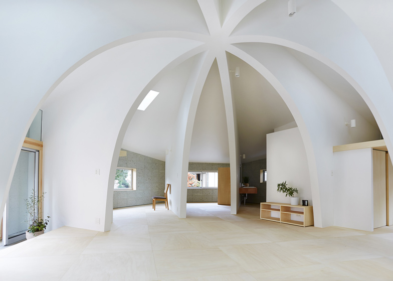 Dome House In Japan