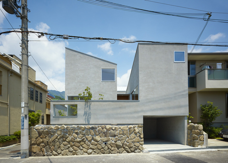 House N by Tomohiro Hata Architect and Associates