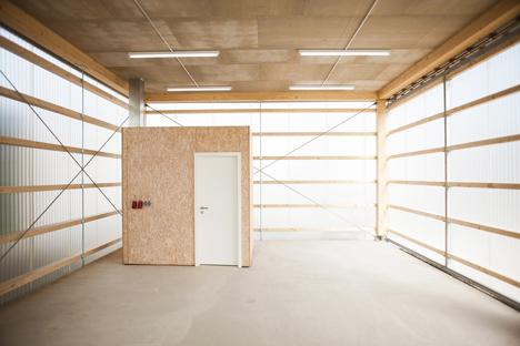 House Unimog by Fabian Evers Architecture and Wezel Architektur